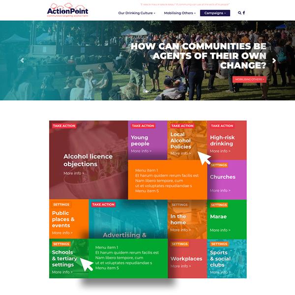 Actionpoint website