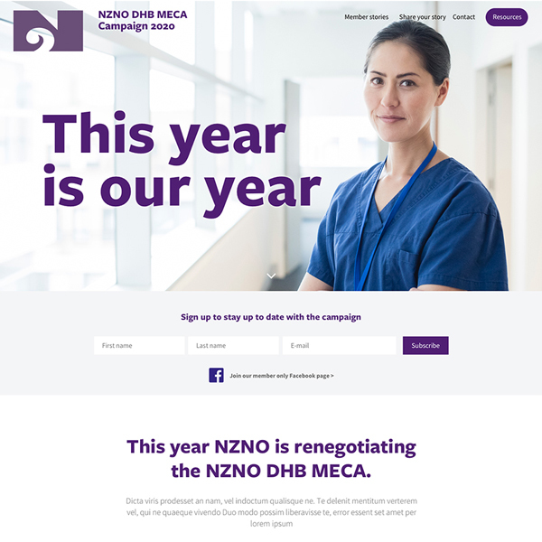 NZNO (New Zealand Nurses Org)