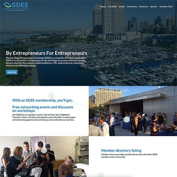 San Diego Entrepreneurs Exchange