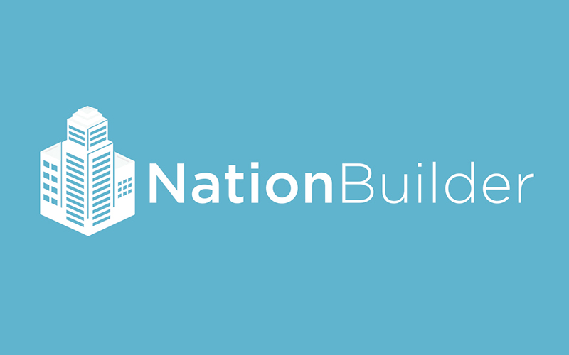 NationBuilder Horizontal Logo
