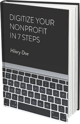 Digitize your nonprofit in 7 steps