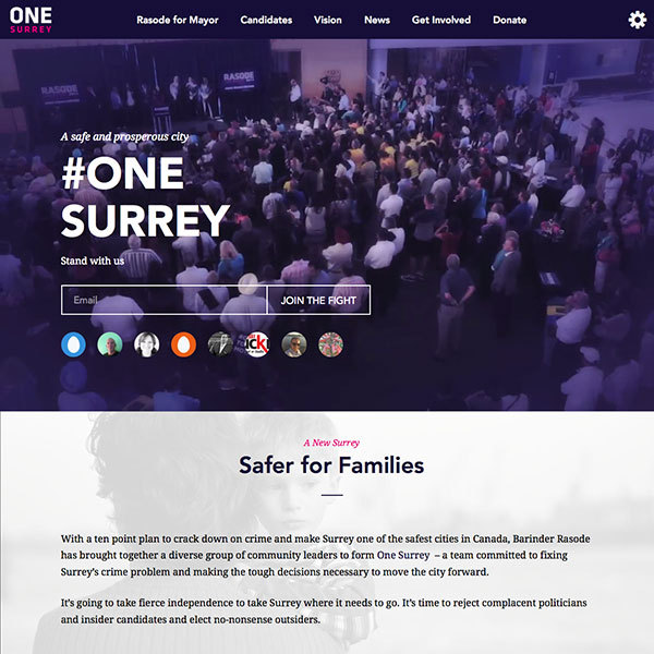 One Surrey - Skyrocket