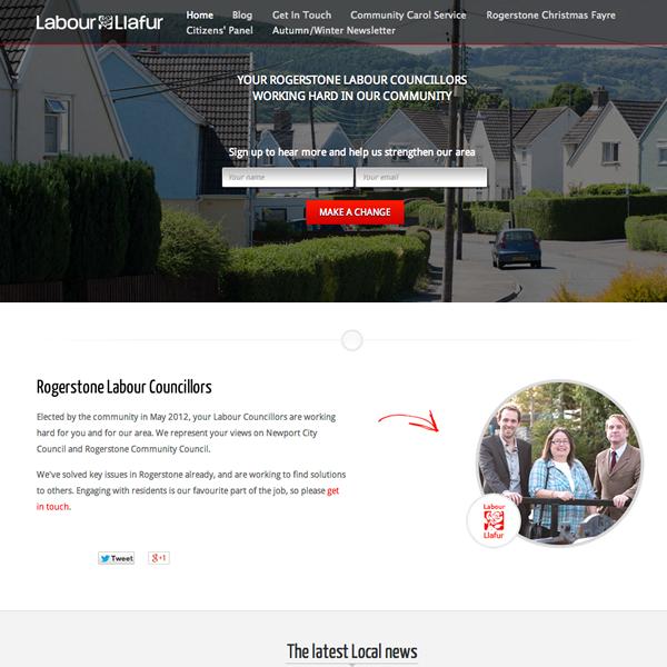 Rogerstone Labour Councillors