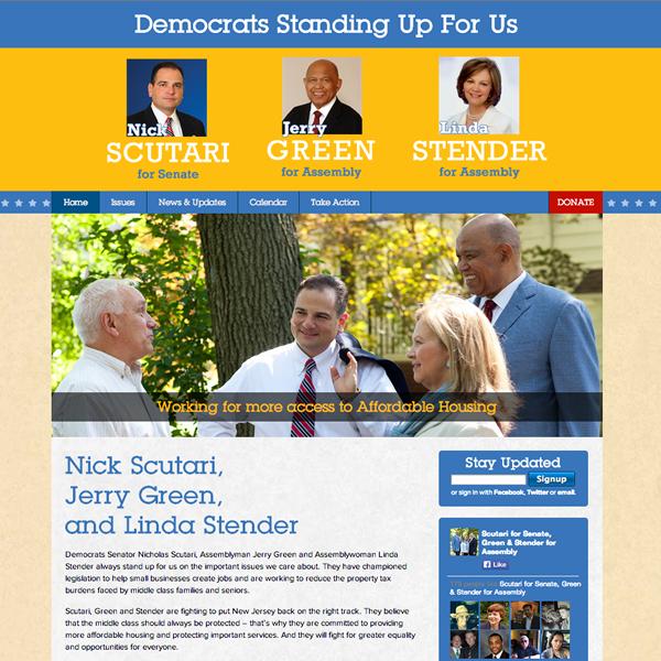 District 22 Democrats