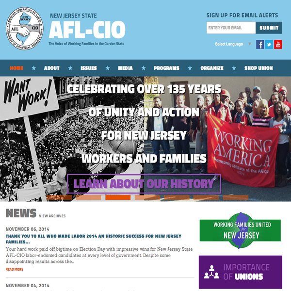 New Jersey State AFL-CIO