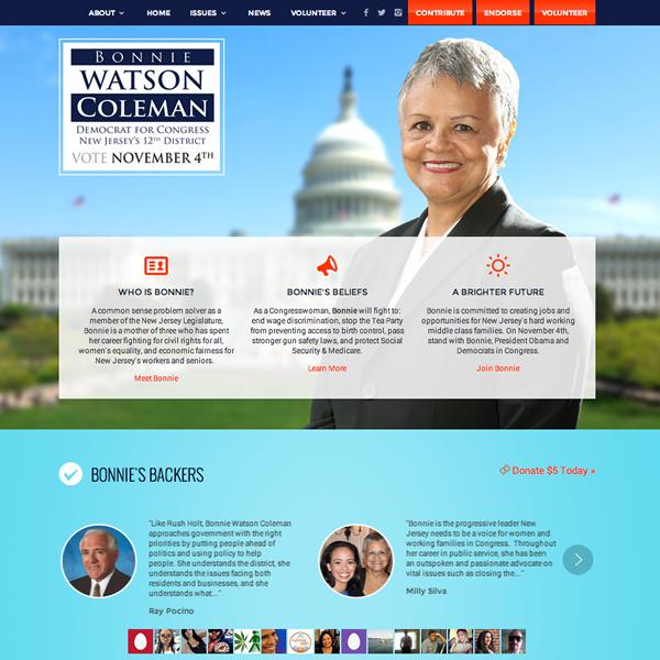 Bonnie Watson Coleman for Congress