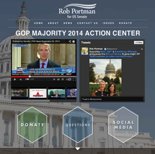 Rob Portman for U.S. Senate