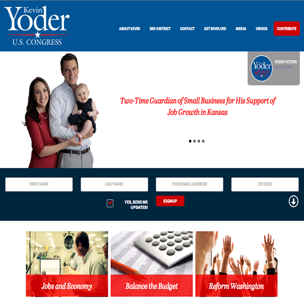 Yoder for Congress
