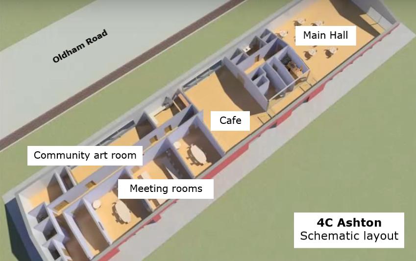 4C Ashton schematic room layout plan