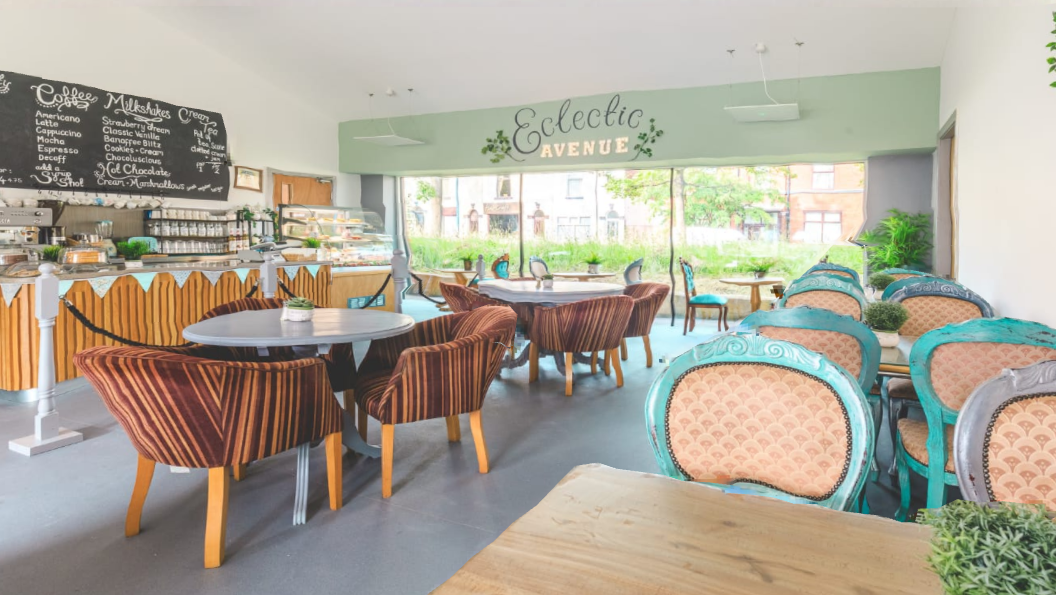 4C Ashton cafe space by Eclectic Avenue
