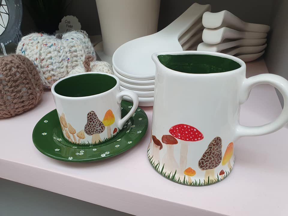 Pottery example
