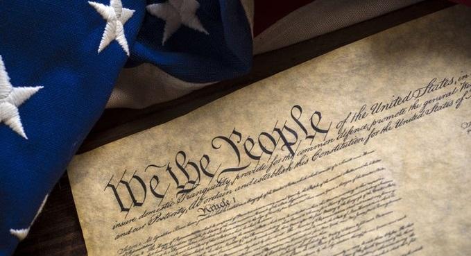 Constitution-w-Flag