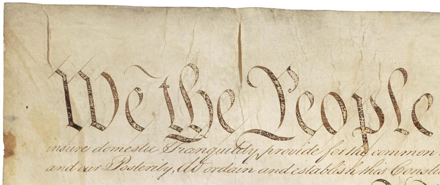 Constitution - We