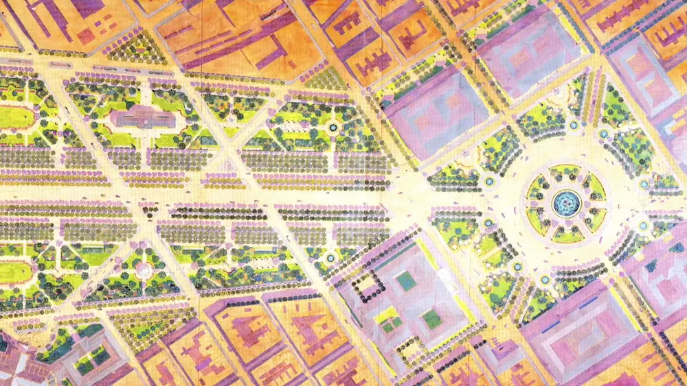 Source: https://www.associationforpublicart.org/apa-now/story/the-benjamin-franklin-parkway-philadelphias-french-connection/