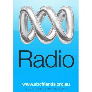 ABCF Poster - ABC Radio A4