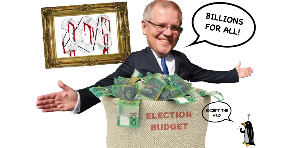 Less money for the ABC – ABC Friends slams tokenistic budget announcement