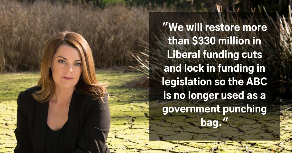 Sarah Hanson Young - Greens Senator