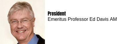 President Ed Davis
