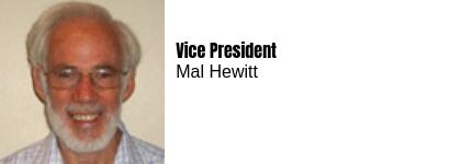 Vice President Mal Hewitt