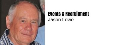 Events & Recruitment Jason Lowe
