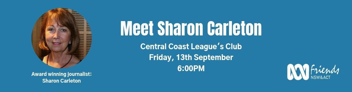 Meet Sharon Carleton