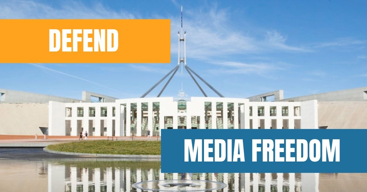 Parliamentarians actively working to protect journalists
