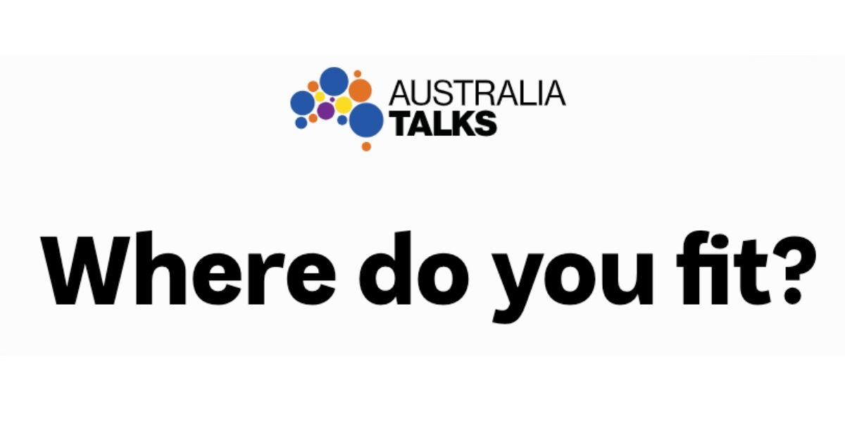 Australia Talks is an ABC initiative