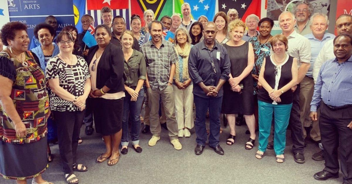 Melanesian Media Freedom Forum held at Griffith University in Brisbane, 11-12th November 2019.