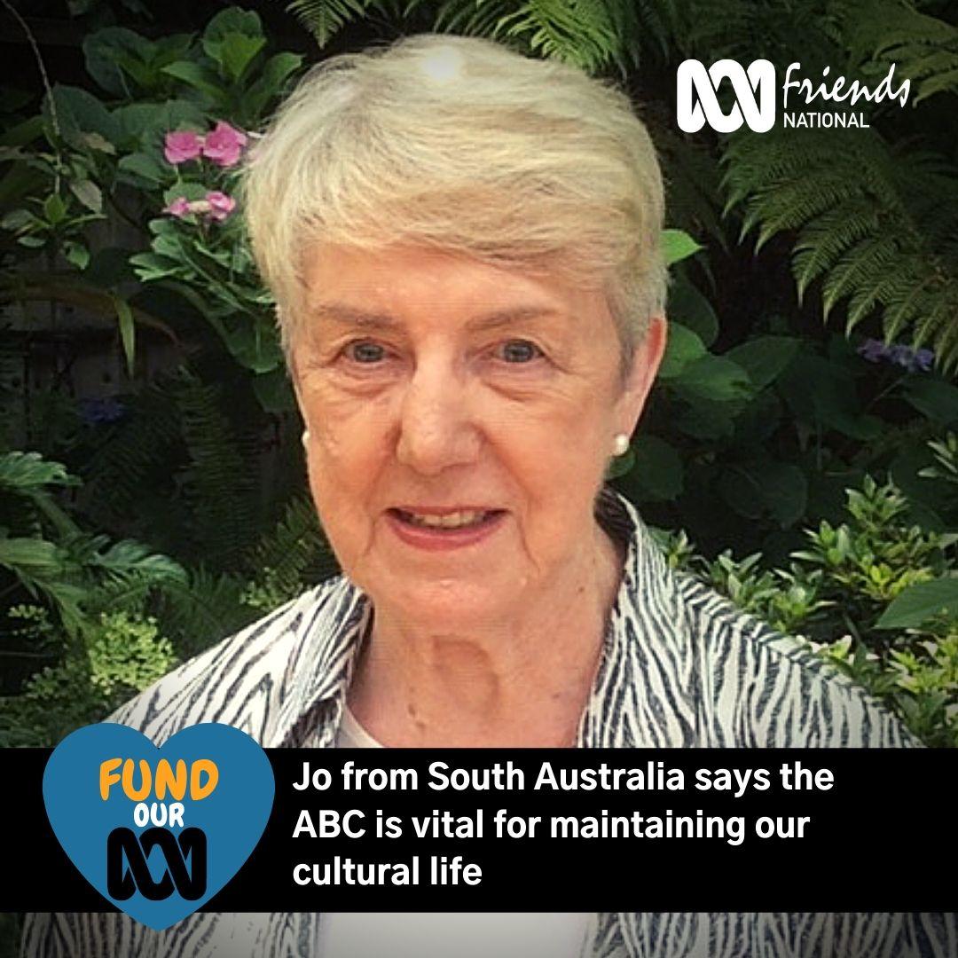 Jo from South Australia