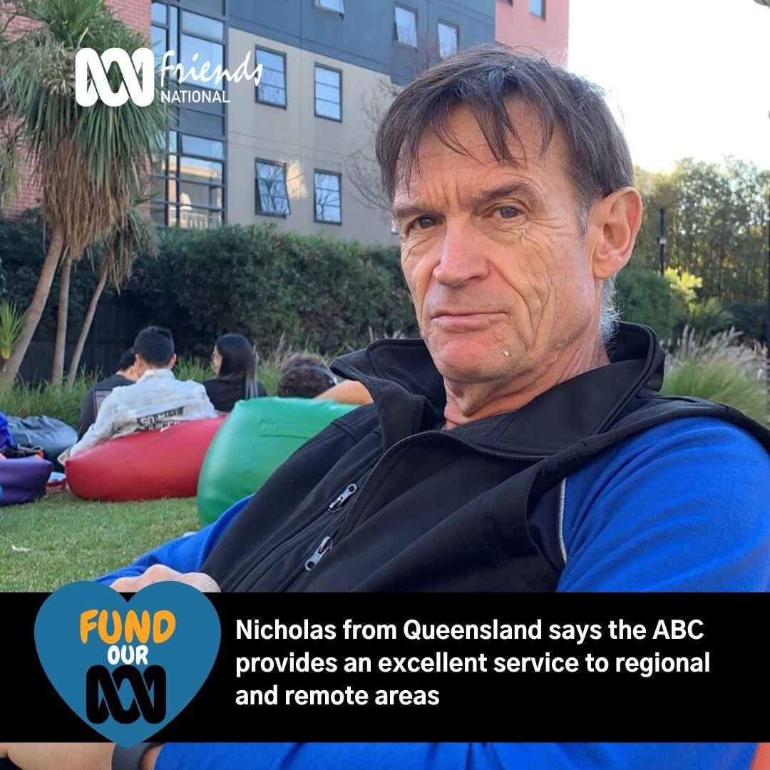 Nicholas from Queensland