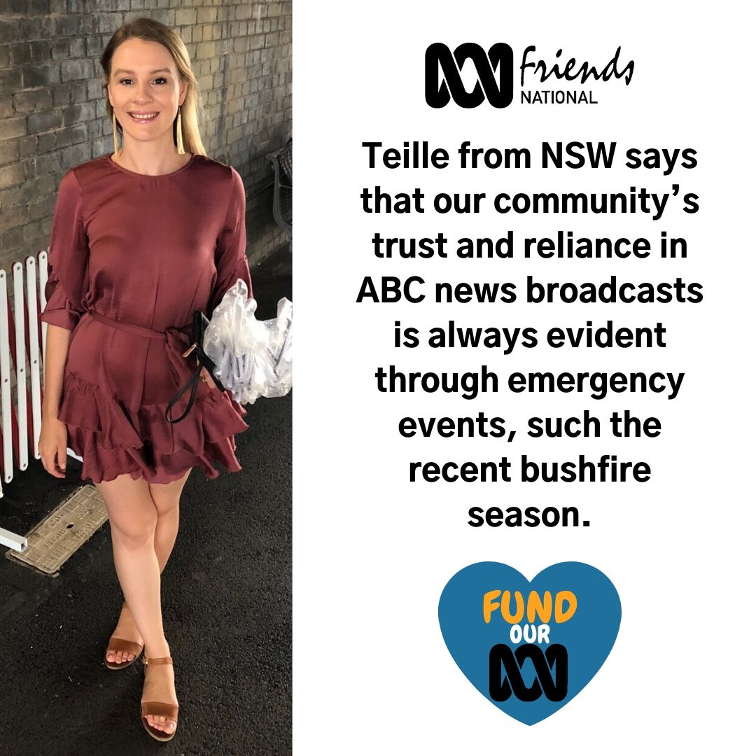Teille from NSW