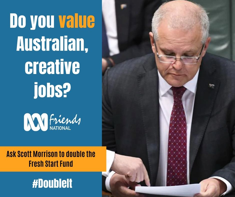 Ask Scott Morrison to double the funding to the Fresh Start Fund