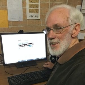 Update Editor, Mal Hewitt, getting near the pointy end of the June 2020 edition.