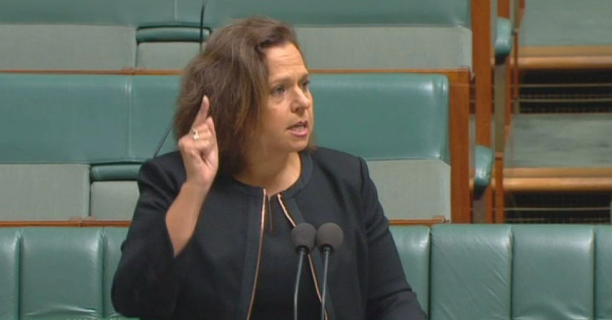 Michelle Rowland ALP MP and Shadow Minister for Communications in parliament