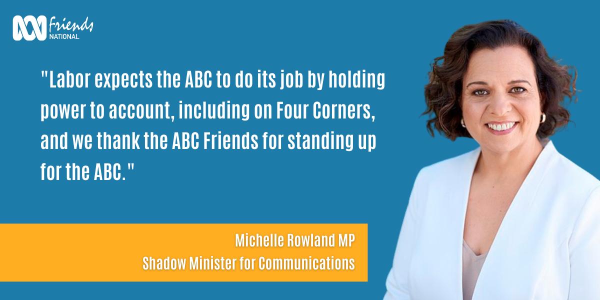 Michelle Rowland MP