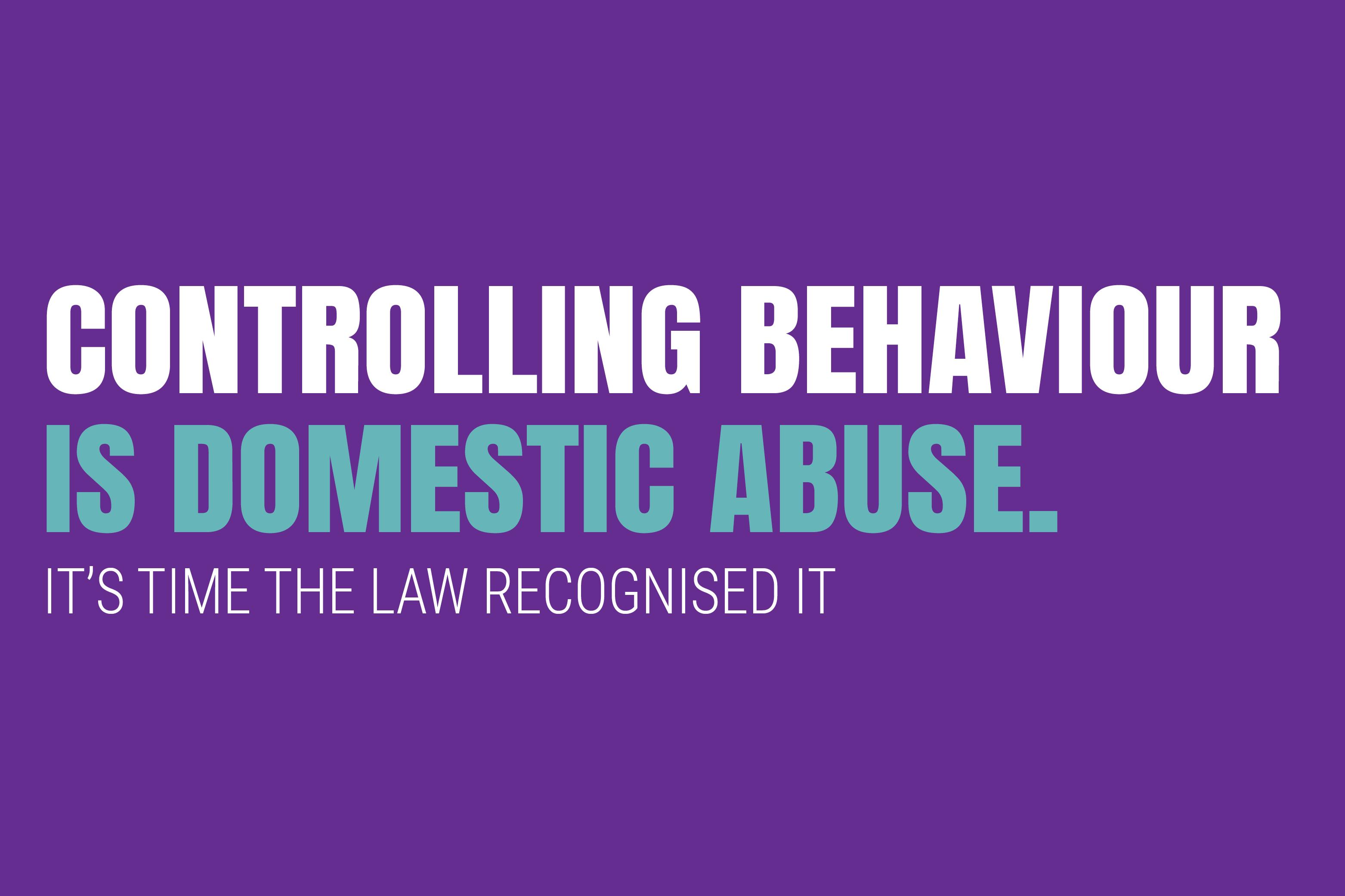 Criminalise Coercive Control – Abigail Boyd