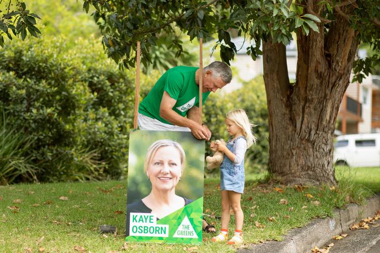 The Greens NSW - Abigail Boyd MP