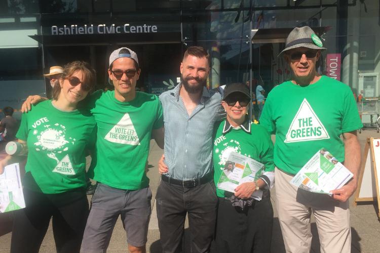Greens NSW Policies - Abigail Boyd MP