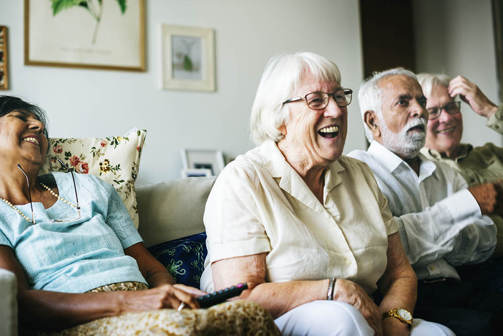 Older People - Abigail Boyd MP