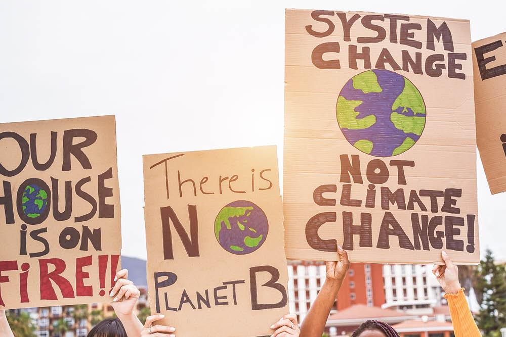 Climate Change - Abigail Boyd MP