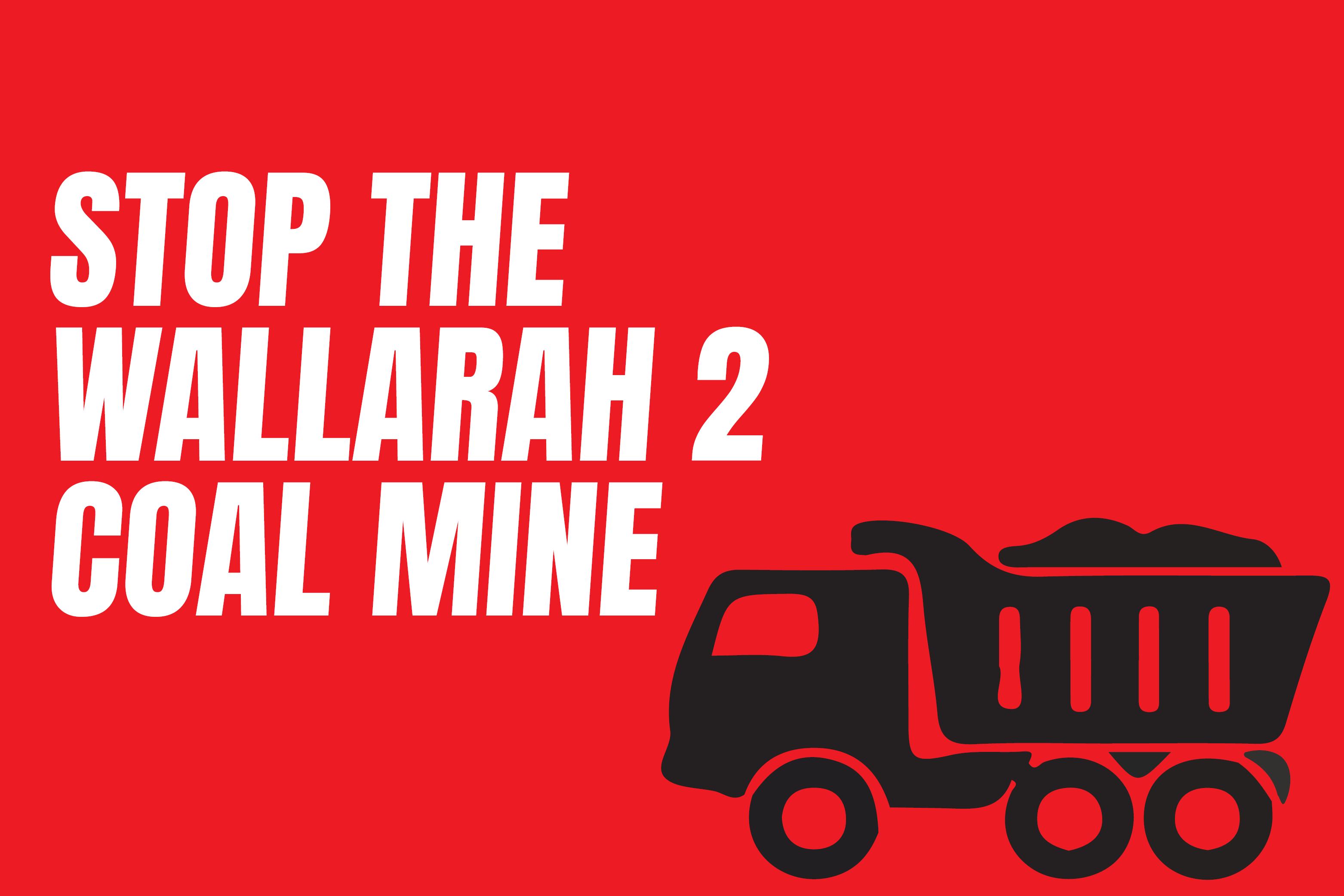 Stop the Wallarah 2 coal mine - Abigail Boyd MP
