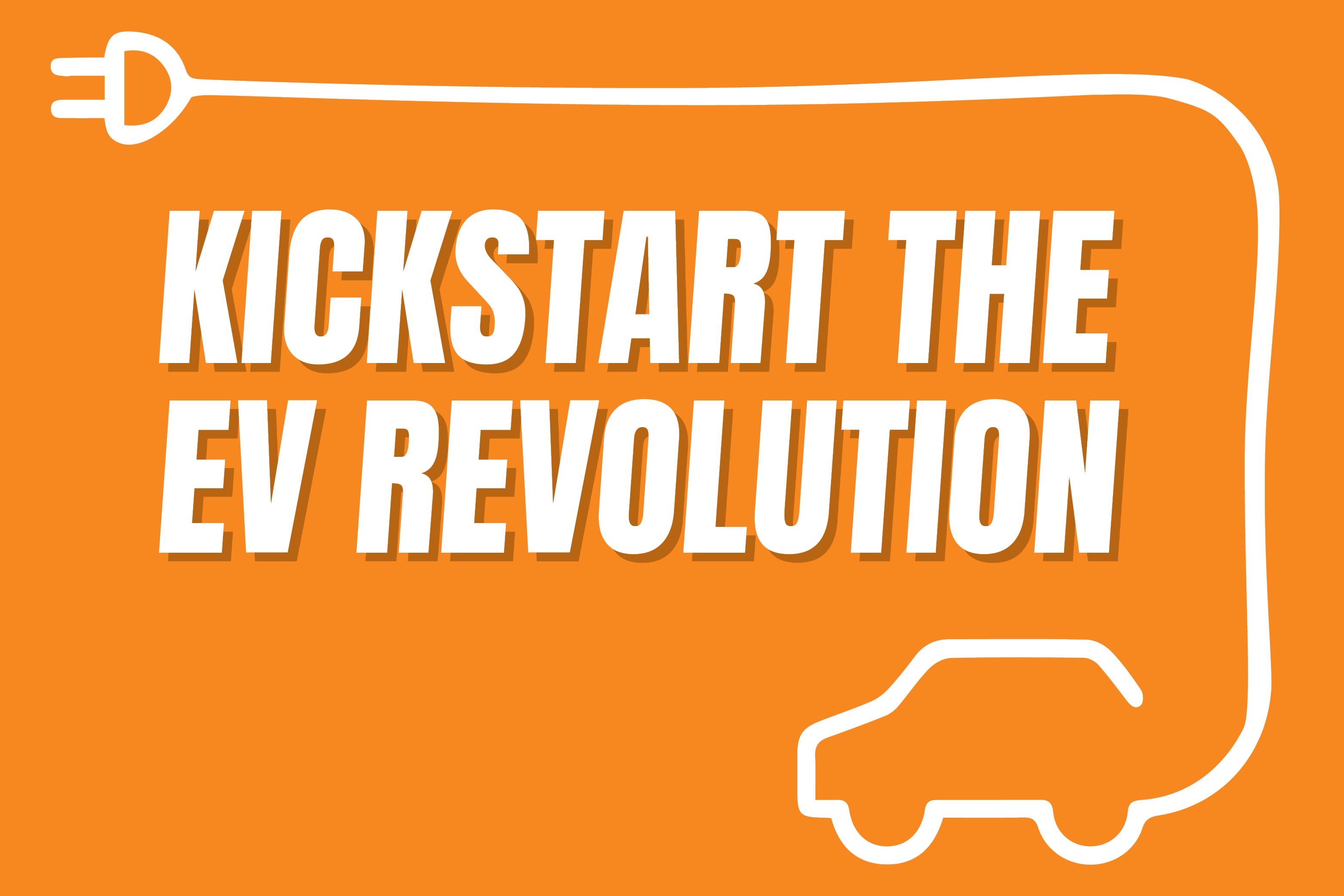 Kickstart the EV Revolution - Abigail Boyd MP