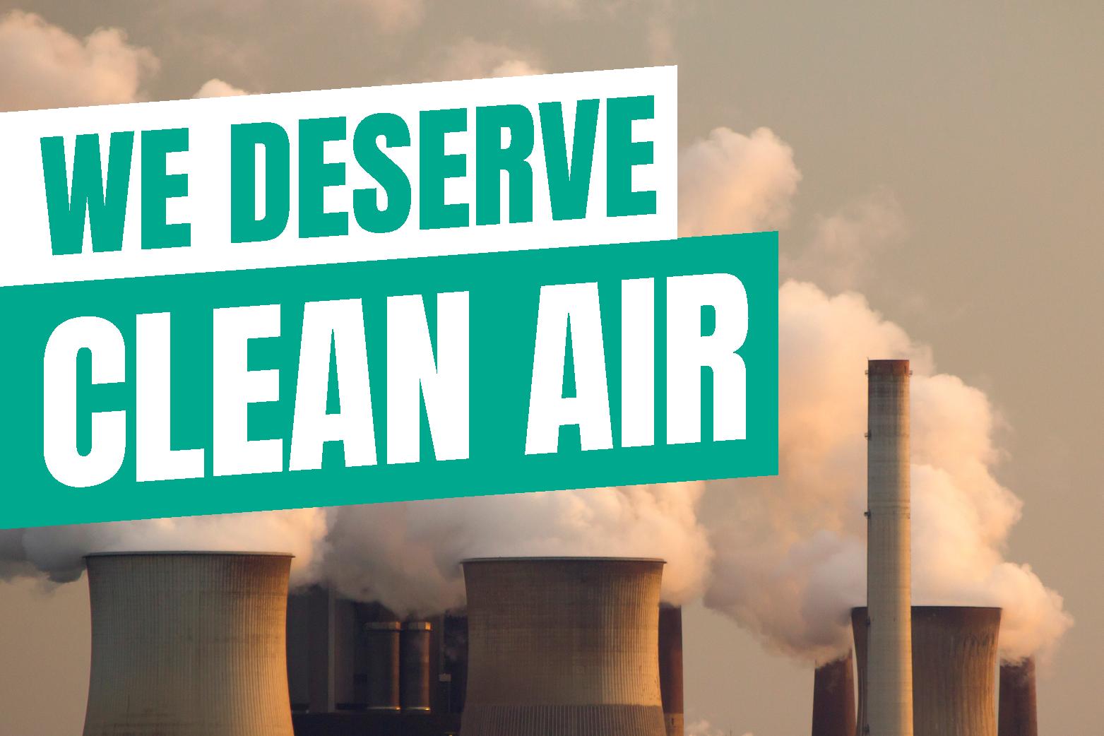 Support the Clean Air Bill - Abigail Boyd MP