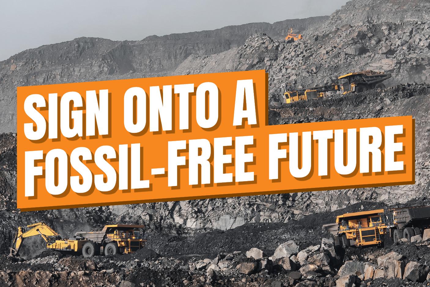 Fossil Fuel Non-Proliferation Treaty — Abigail Boyd MP