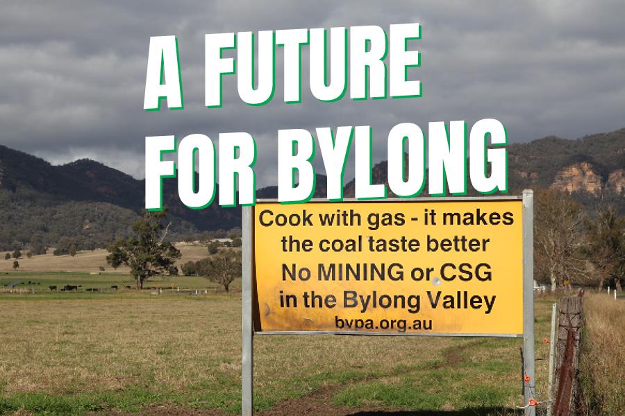 A future for Bylong - Abigail Boyd MP