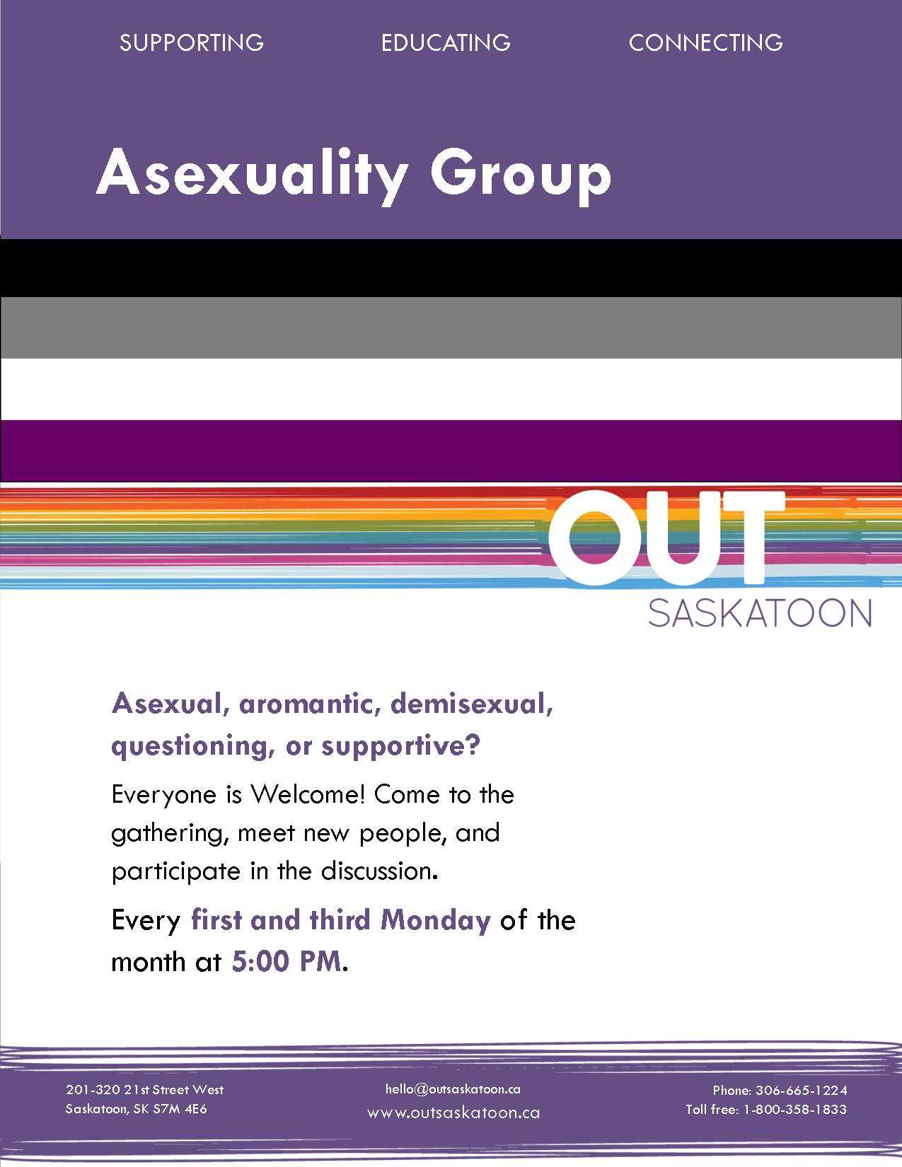 Asexual support group