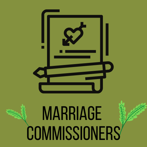 Marriage Commissioners