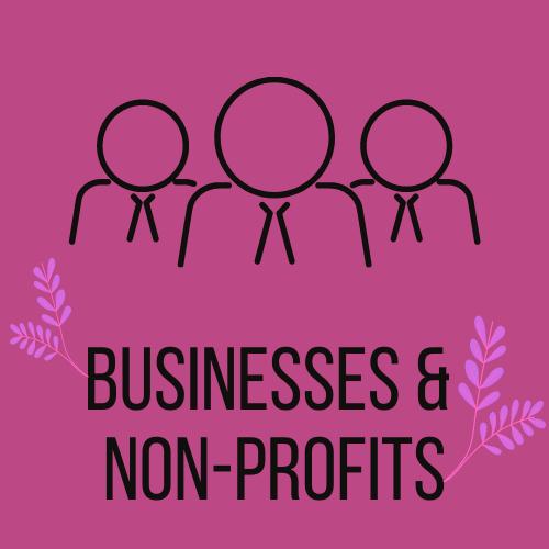 Businesses & Non-Profits