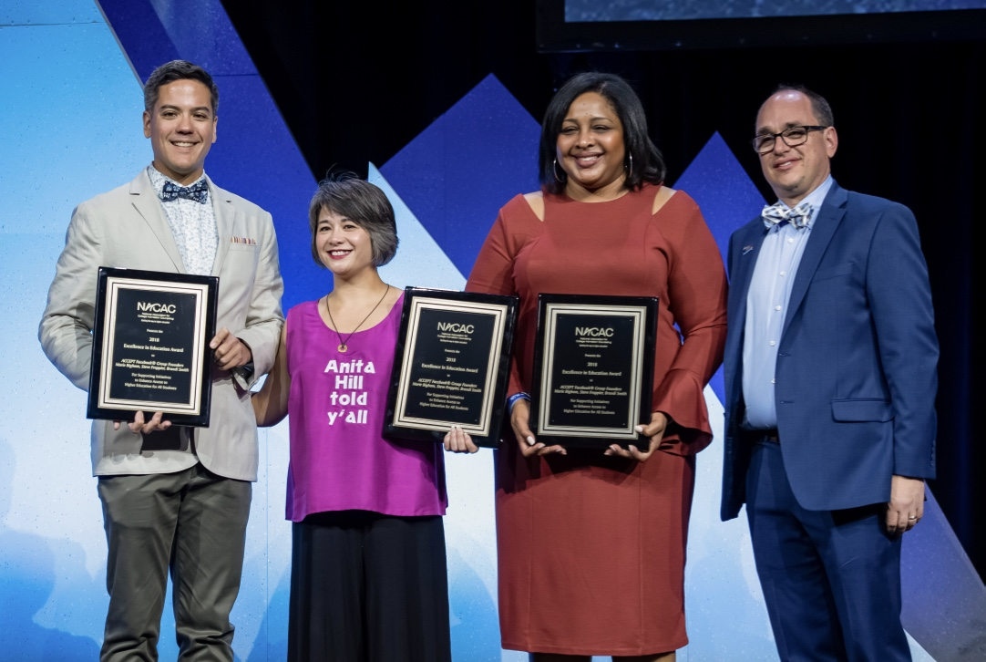 2018 NACAC Excellence in Education Award