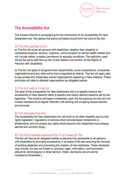 The_first_page_of_The_Principles_of_The_ACcessibility_Act._It_shows_the_Access_Alliance_logo_and_the_text_of_the_document._.png